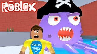 Roblox Escape the Aquarium Obby ! Gameplay de Roblox Konas2002 Konas2002 Konas2002 Konas