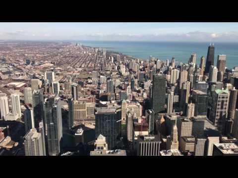 Willis Tower - Chicago 2017 - 4K UHD