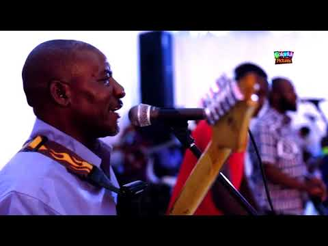 Madzibaba Nicolas Zakaria perfoms a masterpiece @ a ZIM Wedding.