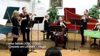 Carlos Seixas: Concerto em Lá Maior