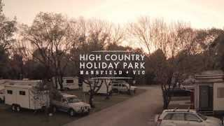 High Country Holiday Park - Mansfield