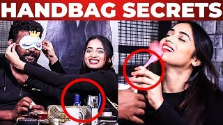 """Kutty FAN"" Inside Masoom Shankar's Handbag 