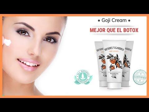 Comprar Crema Goji Para Eliminar Las Arrugas y Verte mas Joven