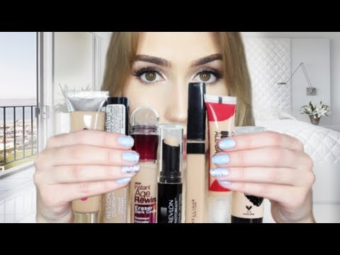 """Trying 7 of """"The Best"""" DRUGSTORE CONCEALERS For A WEEK!   Hit or Miss"""