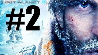 Lost Planet 3 - Gameplay Walkthrough - Part 2 - Base Of Operations