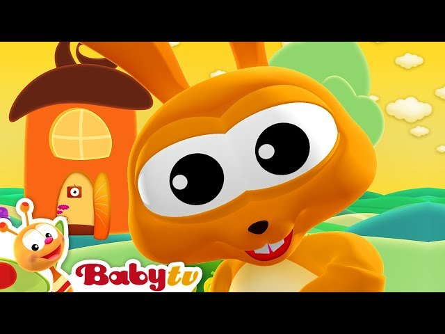 Rabbit Jack - Nursery Rhymes - By BabyTV
