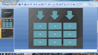 How to make your own Jeopardy Template in PowerPoint - Easy