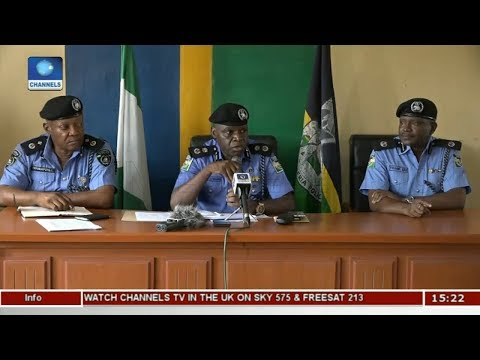 Police Calls For Submission Of Illegal Arms In Enugu |News Across Nigeria|