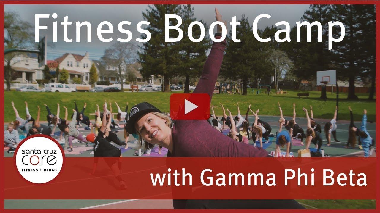 Yoga & Fitness Class with Gamma Phi Beta