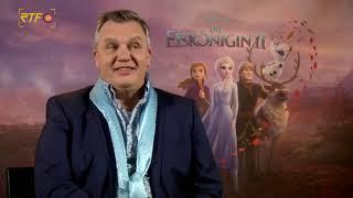 Die Eiskönigin 2: Hape Kerkeling spricht Schneemann Olaf