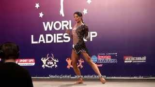 Оксана Оробец - World Ladies Cup - 2014 (Finale)
