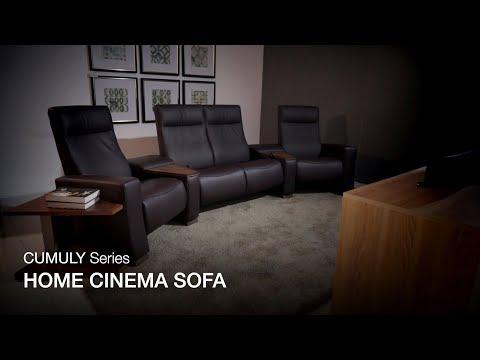 Himolla Cumuly Home Cinema Sofa Set