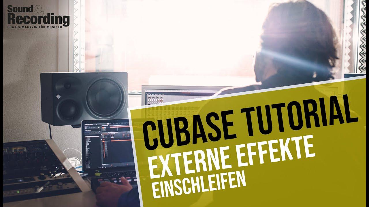 cubase 8.5 tutorial deutsch