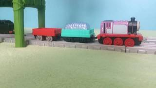 Thomas & Friends Rosie and the special delivery