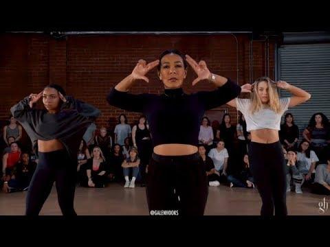 Maddie Ziegler & Charlize Glass - Bury A Friend Galen Hooks Choreography