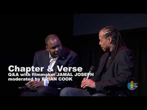 Jamal Joseph - Chapter & Verse Q&A | Black Bottom Film Festival