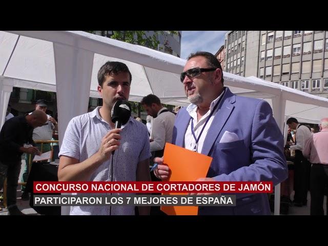 Celebrado el II Concurso Nacional de Cortadores de Jamón