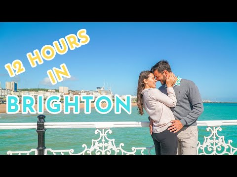 WHAT NOT TO MISS In Brighton - How To Get There And What To Do!
