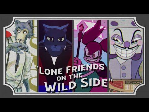 Lone Friends on the Wild Side - Beastars vs. Caravan Palace vs. Steven Universe vs. Cuphead