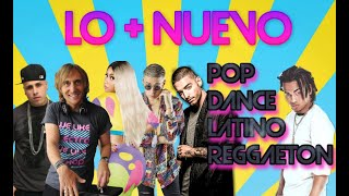 Novedades Musicales Pop, Urban, Latino, Dance, Reggaeton