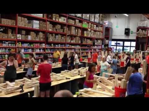 Home Depot Do-It-Herself Workshop
