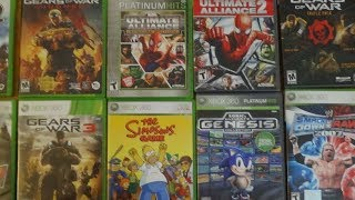 Xbox 360 (video game collection) 12/8/18