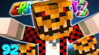 Minecraft Crazy Craft 3.0: REVENGE OF THE SNOW GOLEM, PRANK! #95 (Modded Roleplay)
