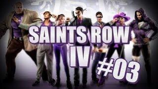 Saints Row IV - Gameplay Walkthrough - Part 3 - Pimp My Ride!