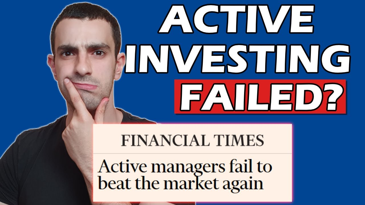 Do active funds really underperform? Should we all index?