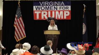 Virginia Women for Trump Founder Alice Bulter-Short Introduces Angela Knight