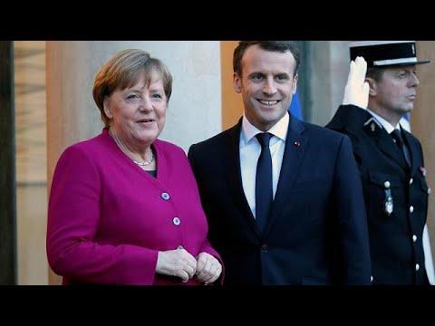 euronews (en français): 55 ans du Traité de l'Elysée