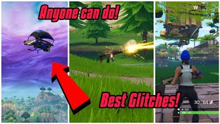 Best Fortnite Glitches Invisibility and More (Top 5) Fortnite Glitches Season 6 PS4/Xbox one 2018