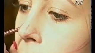 """Телепрограмма """"Волшебное зеркало"""". Свадебный макияж"""