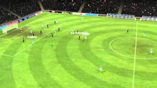 Genoa vs Napoli - Cedric Goal 21 minutes