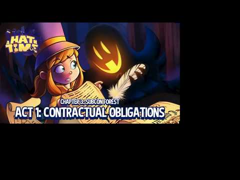 Hat in time seal the deal dlc