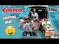 Shop With Me! | Large Family Costco Grocery Haul!