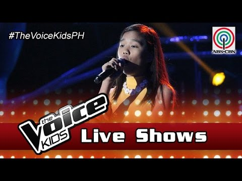 """The Voice Kids Philippines 2016 Live Semi-Finals: """"Turning Tables"""" by Heart"""
