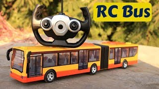 Remote Control Bus toys for kids | Unboxing RC toys for kids play in Hindi