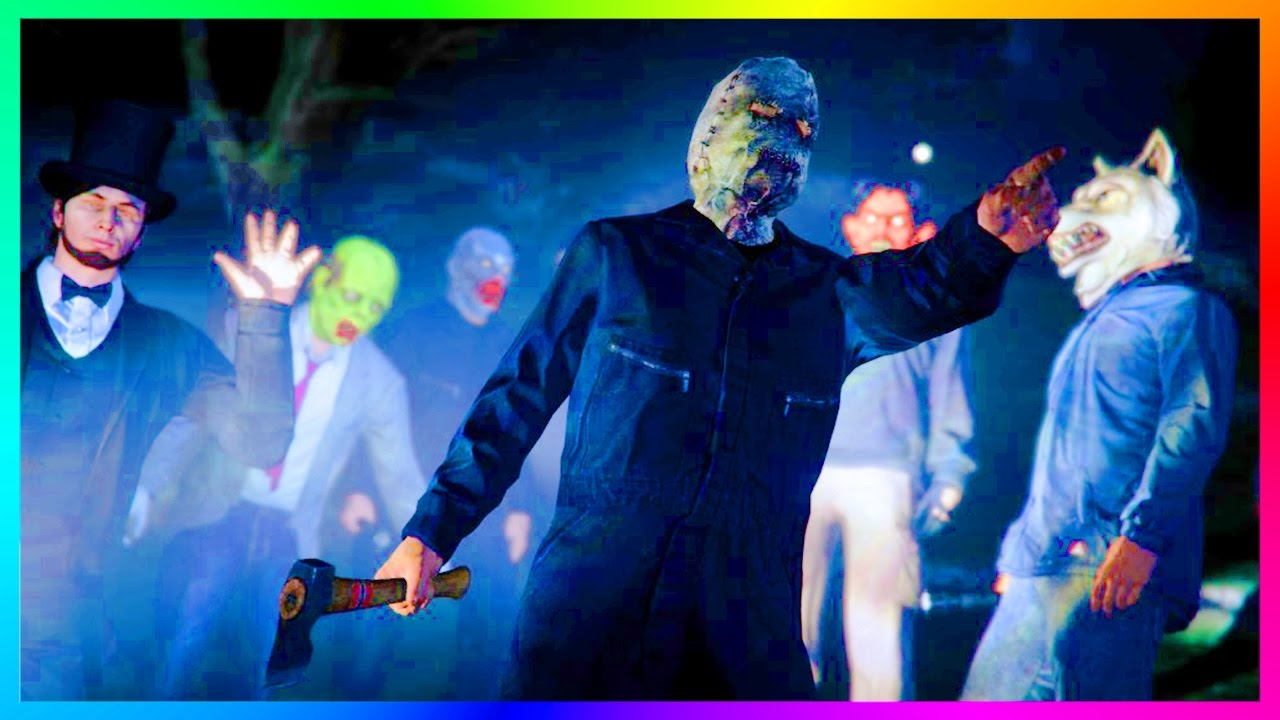GTA ONLINE FREEMODE HALLOWEEN 2016 DLC PREPARING - NEW CONTENT ...
