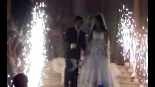 exclusive Melhem zein wedding 2008 خاص و حصري ملحم زين في عرسه