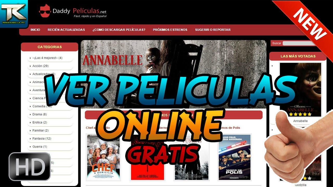 Las Mejores Paginas para ver y Descargar Películas Online ...