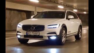 Park Assist Pilot from Volvo - ( New and improved video )