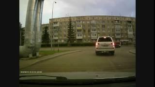 Выезд из Ленты на Ленинградском
