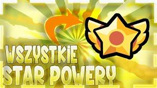 Wszystkie Star Powery   BRAWL STARS POLSKA
