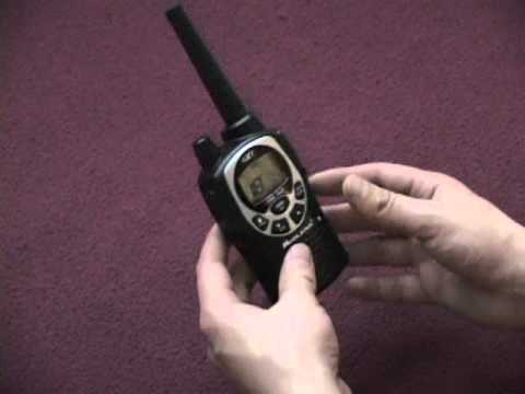 Midland GXT1000VP4 Two-Way Radio (Part 1)