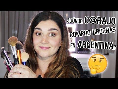 Brochas En ARGENTINA: ¿Dónde Las Compro?