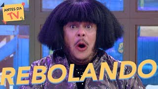 Rebolando - Marcus Majella + Léo Santana - Ferdinando Show - Humor Multishow