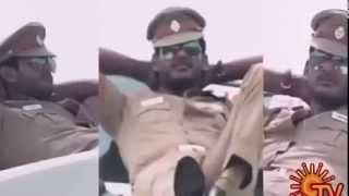 [ Clip hài hước ] Cảnh sát Ấn Độ