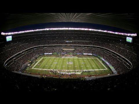 Monday Night Football heads to Mexico