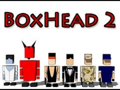 Box Head2-Brokers Games